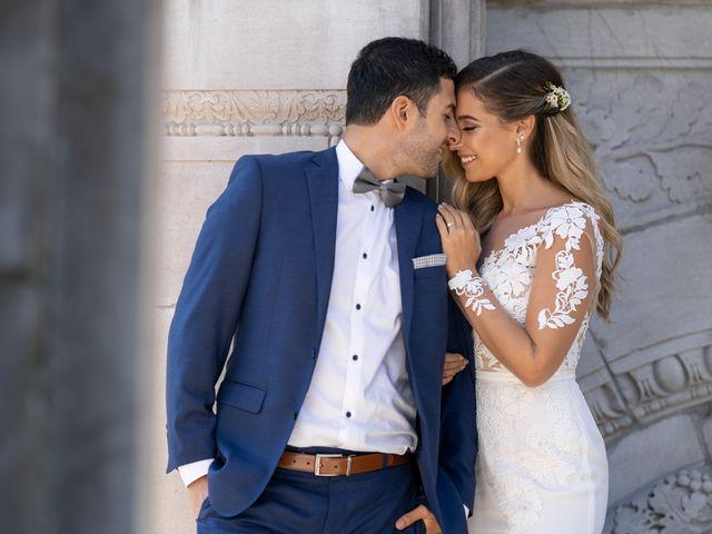 Edan and Elysha's wedding in Toronto, Ontario 83