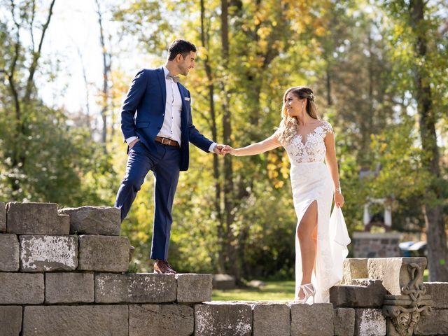 Edan and Elysha's wedding in Toronto, Ontario 89