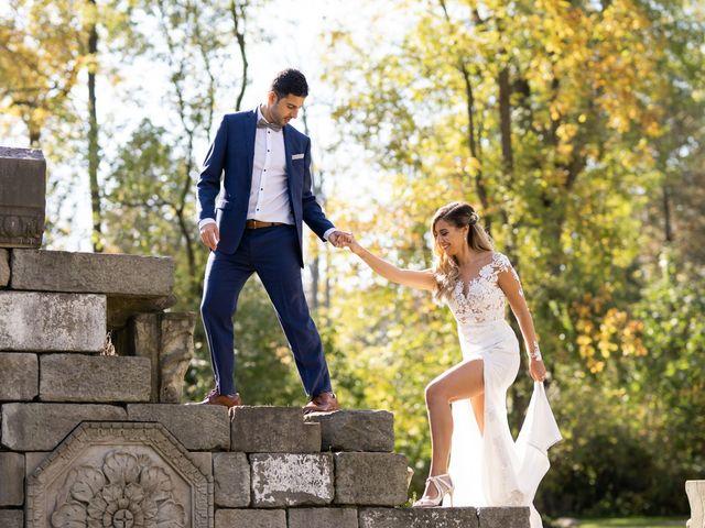 Edan and Elysha's wedding in Toronto, Ontario 90