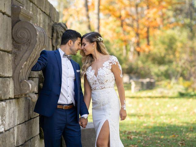 Edan and Elysha's wedding in Toronto, Ontario 92