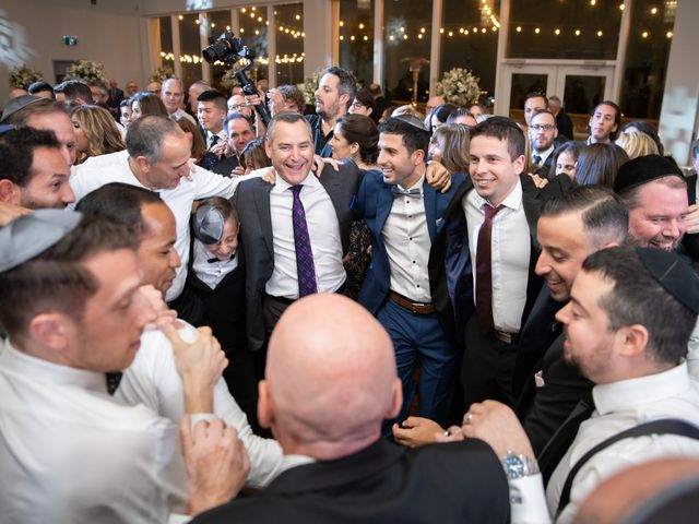 Edan and Elysha's wedding in Toronto, Ontario 138