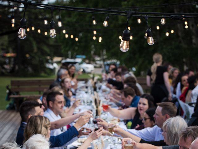 Shaun and Carly's wedding in Calgary, Alberta 6