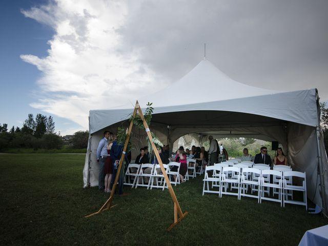 Shaun and Carly's wedding in Calgary, Alberta 38