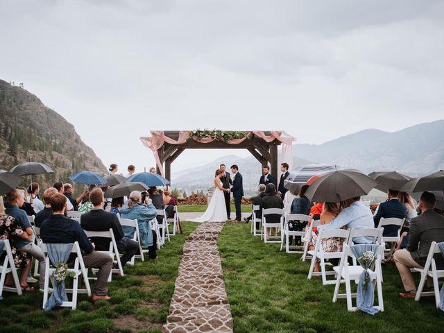 Marcus and Mei's wedding in Okanagan Falls, British Columbia 8
