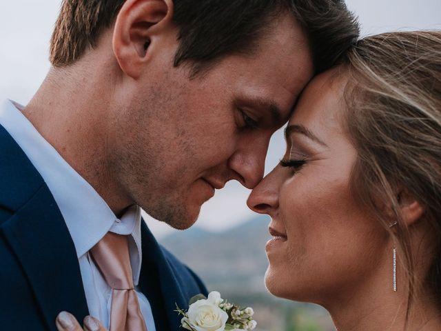 Marcus and Mei's wedding in Okanagan Falls, British Columbia 13
