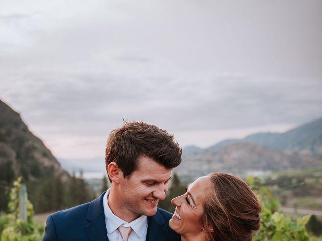 Marcus and Mei's wedding in Okanagan Falls, British Columbia 2