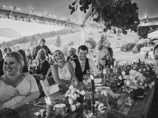Marcus and Mei's wedding in Okanagan Falls, British Columbia 15