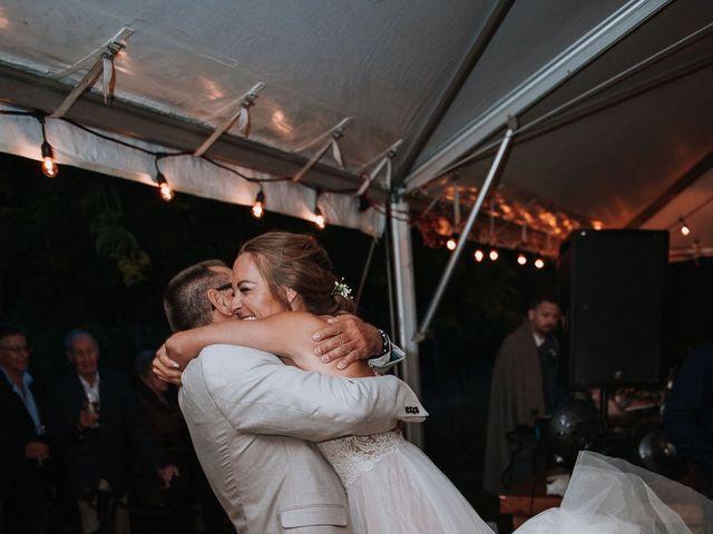Marcus and Mei's wedding in Okanagan Falls, British Columbia 16