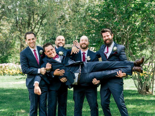 Mark and Rebecca's wedding in Alton, Ontario 16