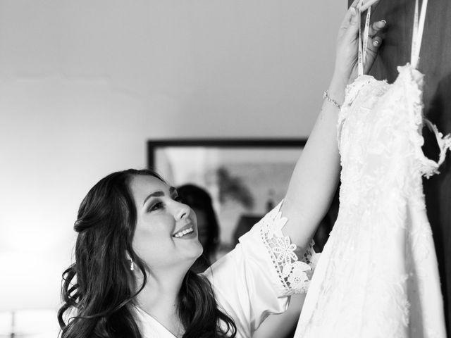 Mark and Rebecca's wedding in Alton, Ontario 28