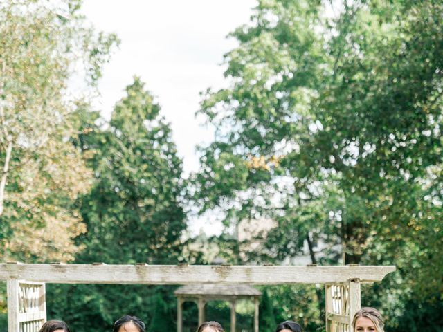 Mark and Rebecca's wedding in Alton, Ontario 32