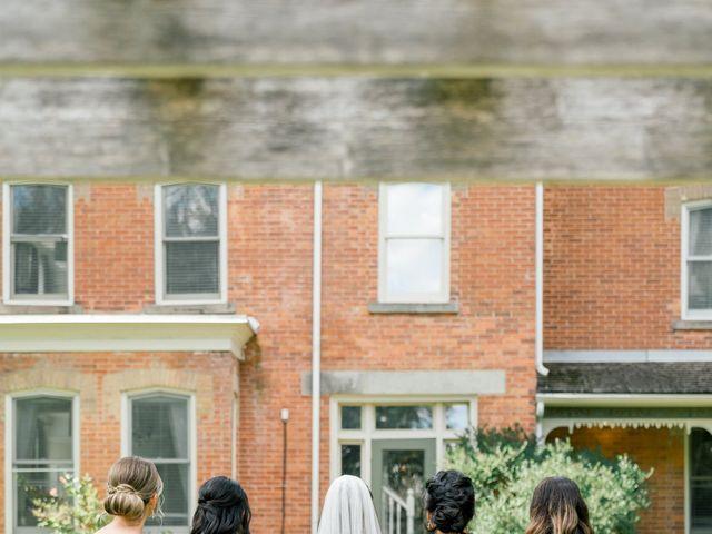 Mark and Rebecca's wedding in Alton, Ontario 33