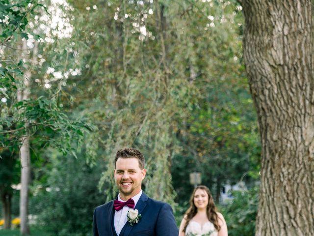 Mark and Rebecca's wedding in Alton, Ontario 35