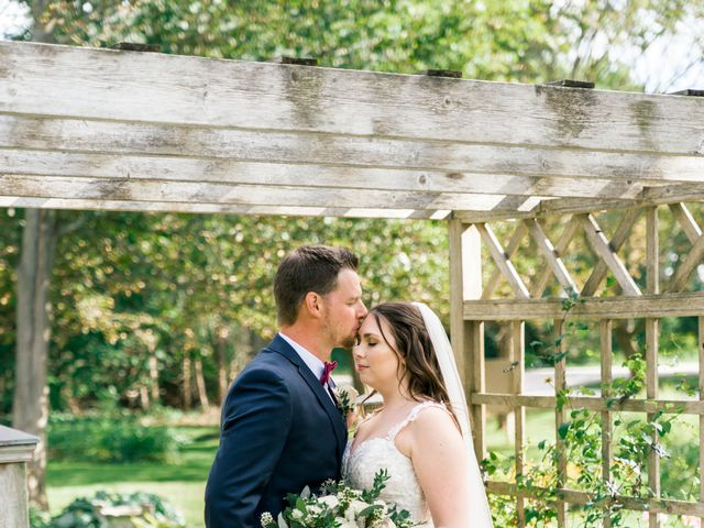 Mark and Rebecca's wedding in Alton, Ontario 40