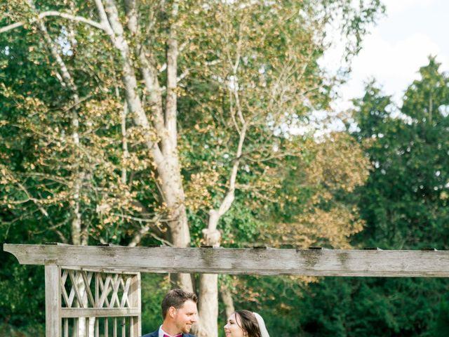 Mark and Rebecca's wedding in Alton, Ontario 42