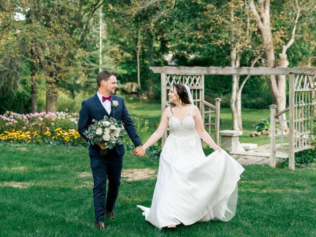 Mark and Rebecca's wedding in Alton, Ontario 43