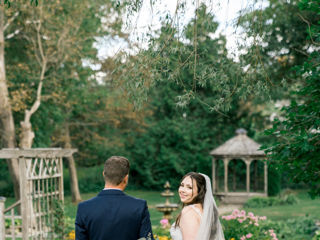 Mark and Rebecca's wedding in Alton, Ontario 45