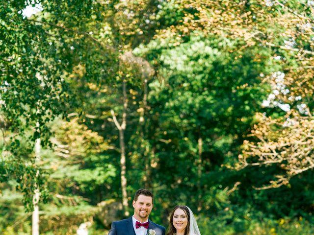 Mark and Rebecca's wedding in Alton, Ontario 55