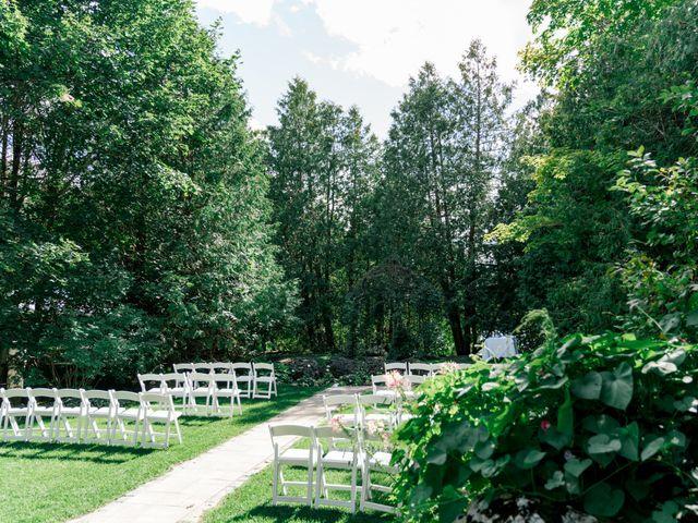 Mark and Rebecca's wedding in Alton, Ontario 60