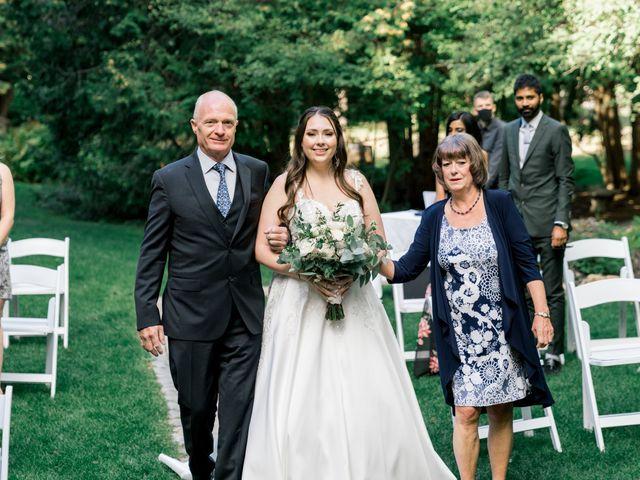 Mark and Rebecca's wedding in Alton, Ontario 69