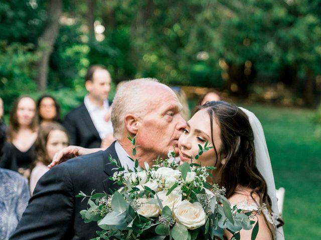 Mark and Rebecca's wedding in Alton, Ontario 70