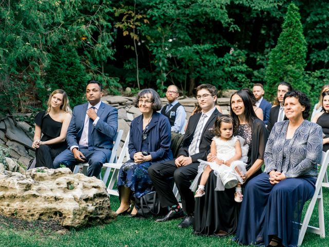 Mark and Rebecca's wedding in Alton, Ontario 72