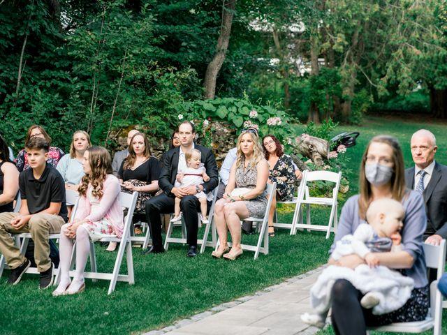 Mark and Rebecca's wedding in Alton, Ontario 73
