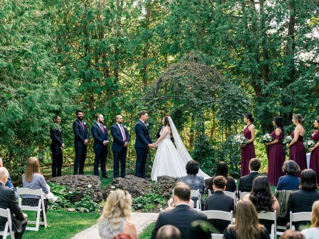 Mark and Rebecca's wedding in Alton, Ontario 75