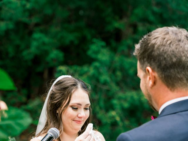 Mark and Rebecca's wedding in Alton, Ontario 84