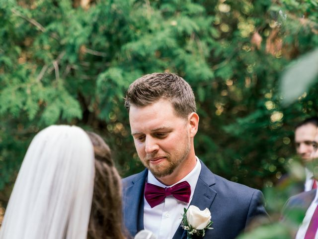 Mark and Rebecca's wedding in Alton, Ontario 85