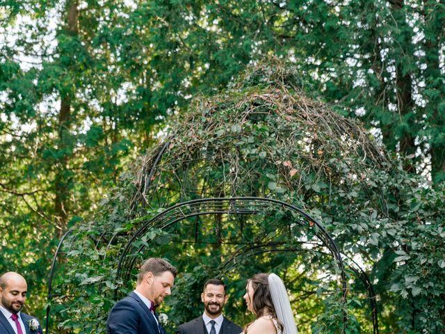 Mark and Rebecca's wedding in Alton, Ontario 87