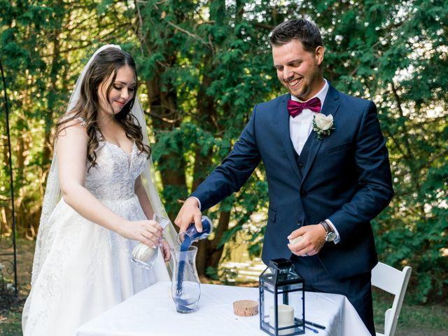 Mark and Rebecca's wedding in Alton, Ontario 89