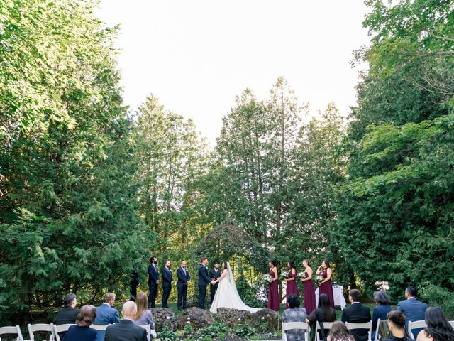 Mark and Rebecca's wedding in Alton, Ontario 91