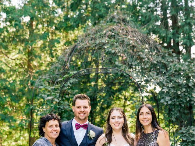 Mark and Rebecca's wedding in Alton, Ontario 98