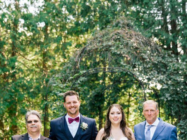 Mark and Rebecca's wedding in Alton, Ontario 99