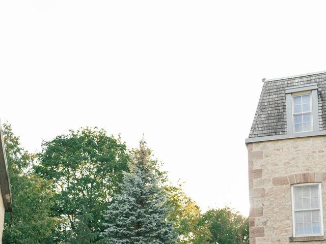 Mark and Rebecca's wedding in Alton, Ontario 101