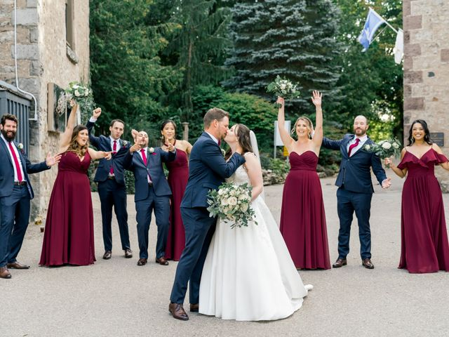 Mark and Rebecca's wedding in Alton, Ontario 104