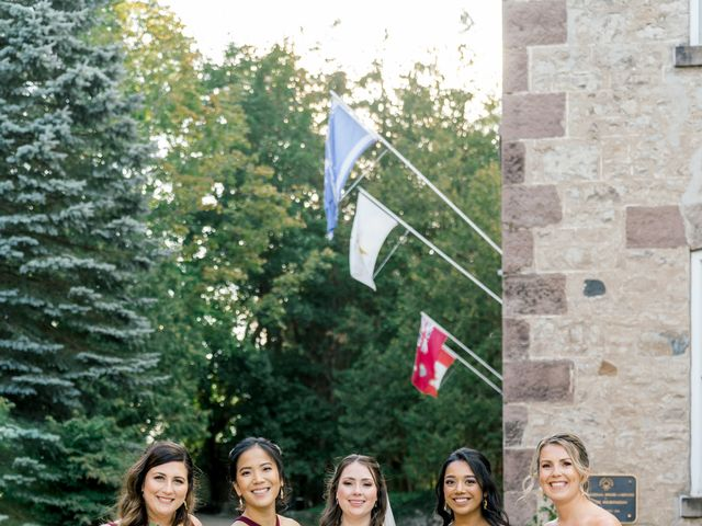 Mark and Rebecca's wedding in Alton, Ontario 108