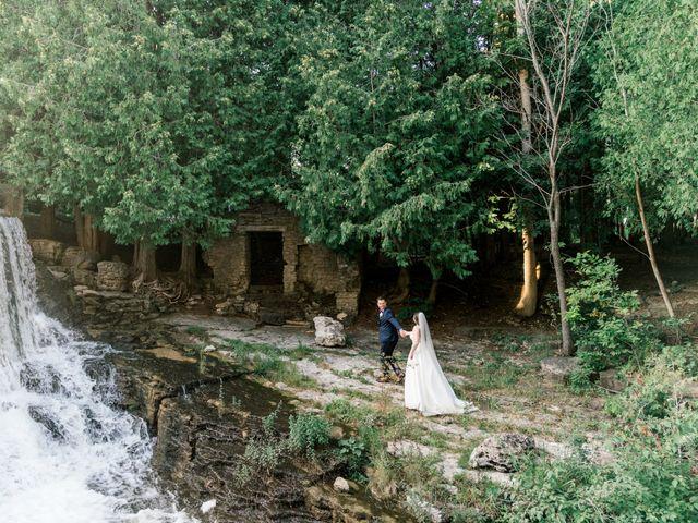 Mark and Rebecca's wedding in Alton, Ontario 118