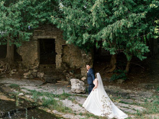 Mark and Rebecca's wedding in Alton, Ontario 119