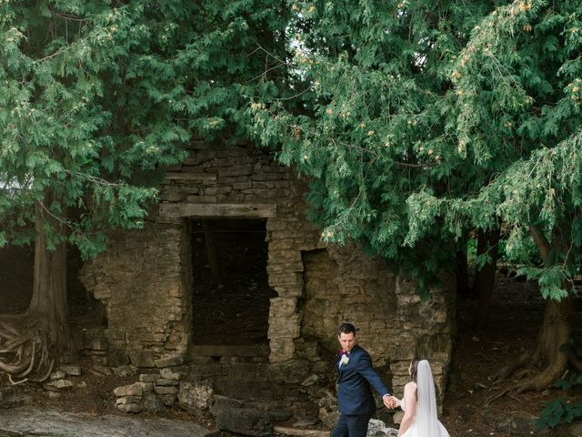 Mark and Rebecca's wedding in Alton, Ontario 120