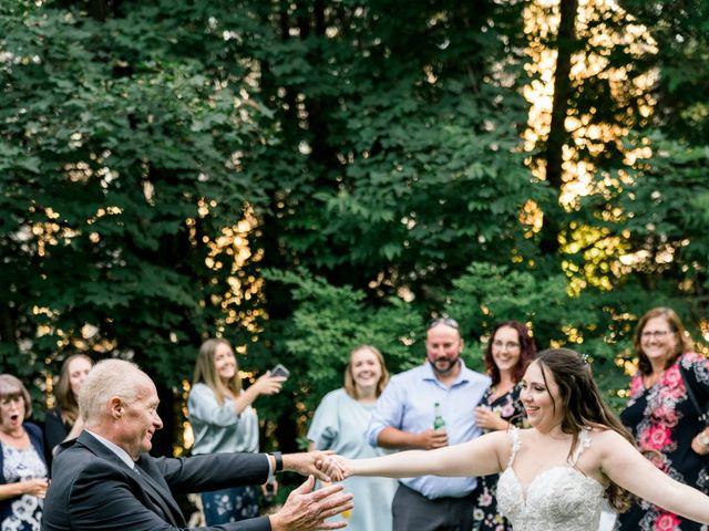Mark and Rebecca's wedding in Alton, Ontario 140
