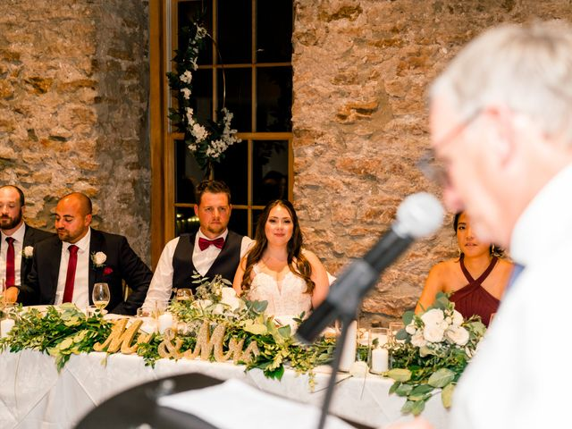 Mark and Rebecca's wedding in Alton, Ontario 158