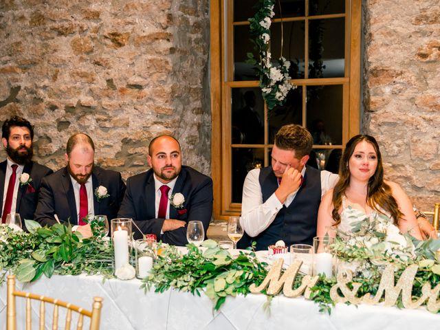 Mark and Rebecca's wedding in Alton, Ontario 167