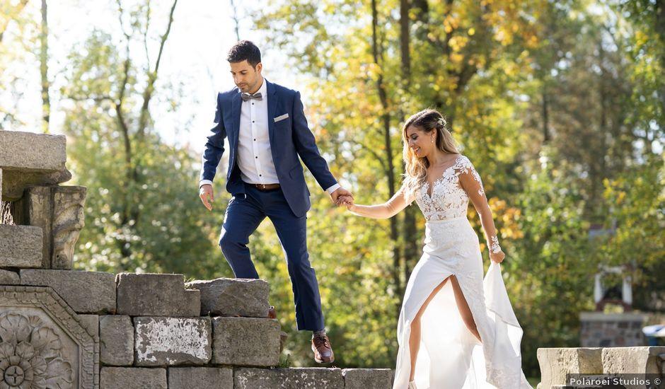 Edan and Elysha's wedding in Toronto, Ontario