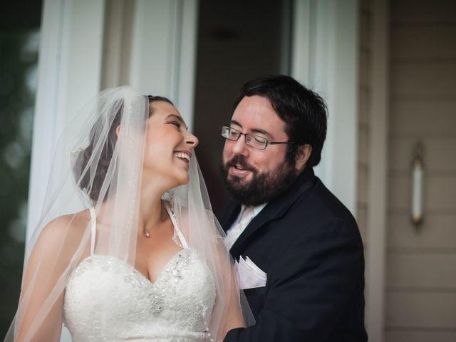 Shane and Ana's wedding in Wiarton, Ontario 4