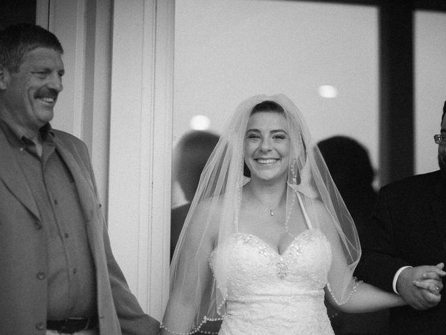 Shane and Ana's wedding in Wiarton, Ontario 6
