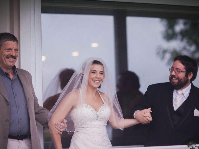 Shane and Ana's wedding in Wiarton, Ontario 7