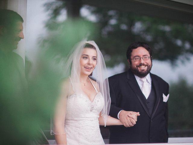 Shane and Ana's wedding in Wiarton, Ontario 8