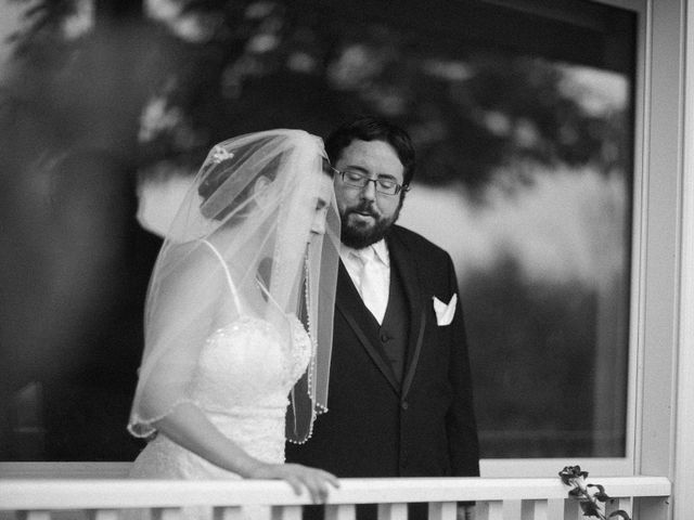 Shane and Ana's wedding in Wiarton, Ontario 9